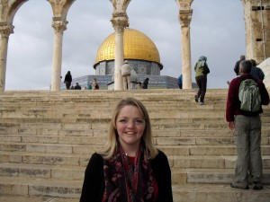 I learned a lot more about the temple mount this year, helping me develop a great love and understanding of the temple.