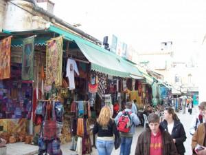 Jerusalem markets/bazaars.