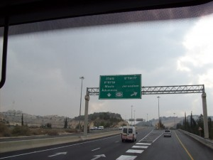 Modern freeways