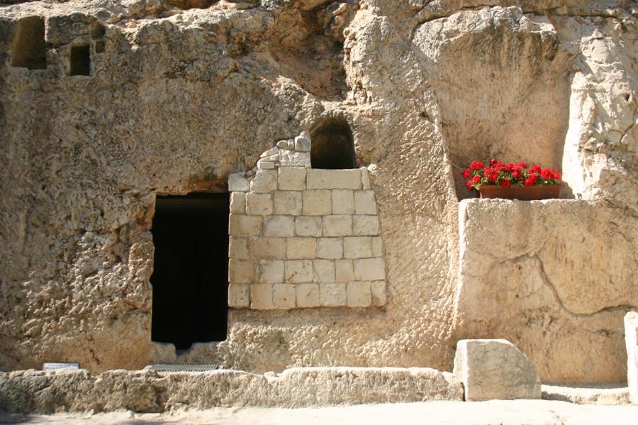 tomb of jesus chri...
