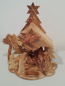 holy family music box