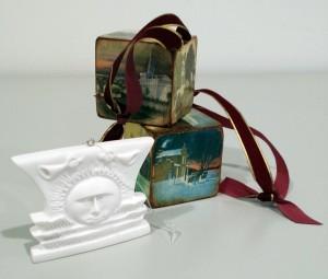 sunstone ornament and blocks