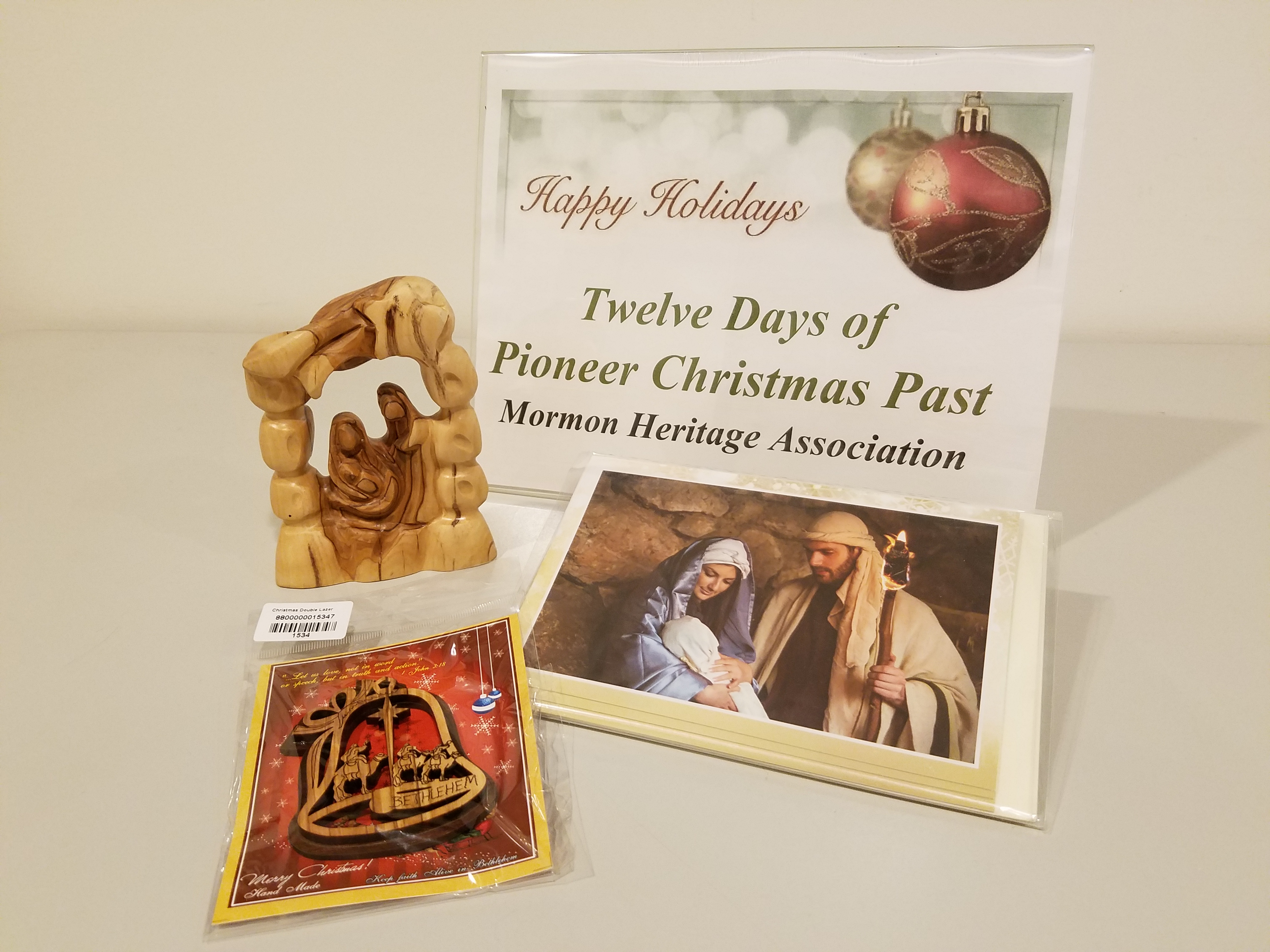 12th Day Christmas Past Winner & Answer | Mormon Heritage Association